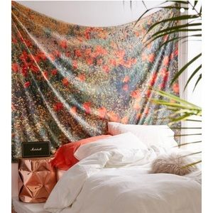 Urban Outfitters California Poppies Tapestry